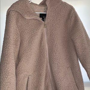 Ana Teddy Bear Coat